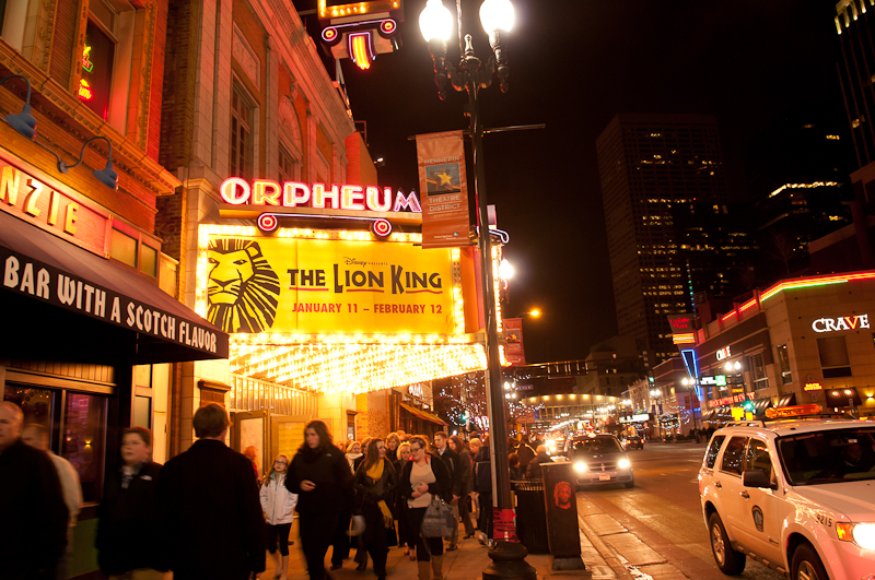 """The 2016-2017 Broadway on Hennepin series includes Tony Award-winning shows """"Fun Home,"""" """"The Curious Incident of the Dog in the Night-Time,"""" """"The King and I,"""" and more. // Photo by Brianna Royle Kopka"""