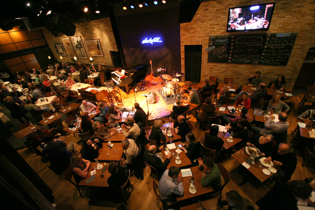 Dakota Jazz Club // Photo courtesy of Dakota Jazz Club, Flickr