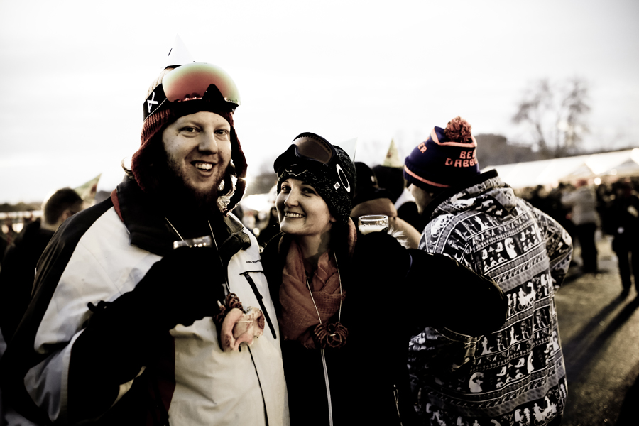 Beer Dabbler Winter Carnival 2016 // Photo by Aaron Davidson