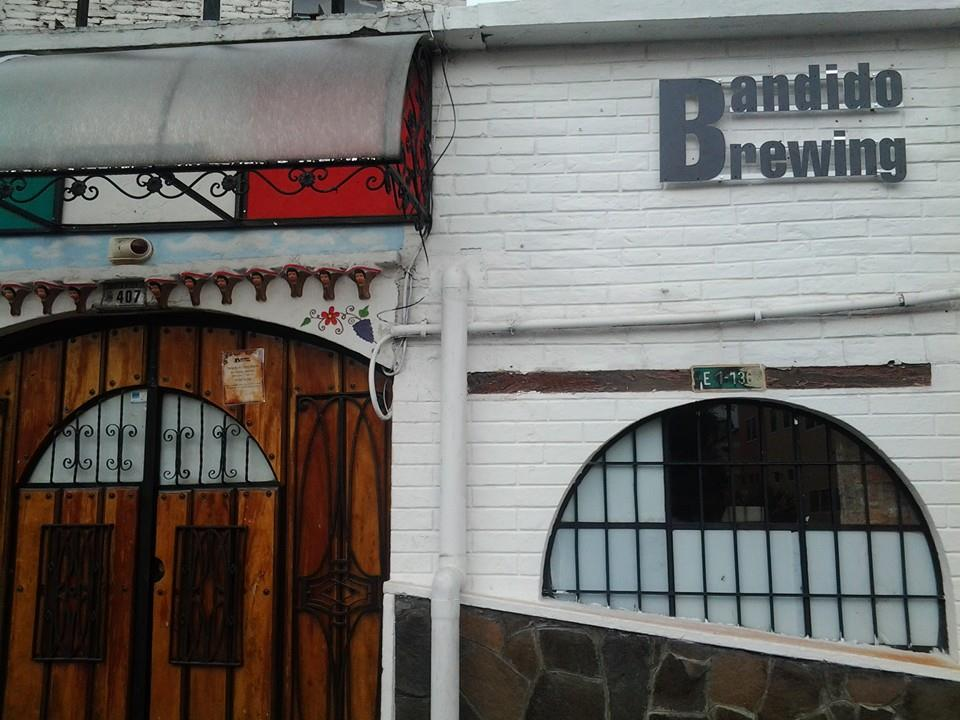 Bandido Brewing // Photo courtesy of Bandido Brewing