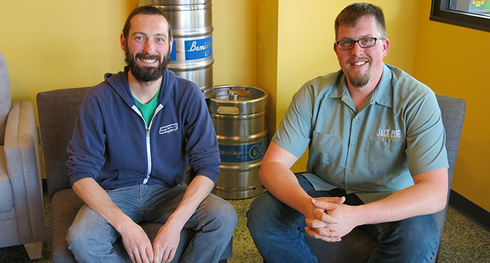 Bemidji and Jack Pine Brewers