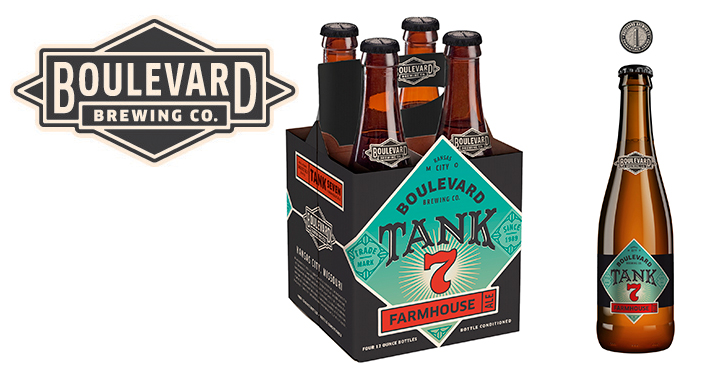 New Boulevard Brewing Logo and Bottle Designs // Courtesy of Boulevard Brewing