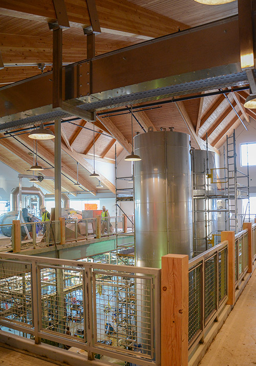 Breckenridge New Brewhouse
