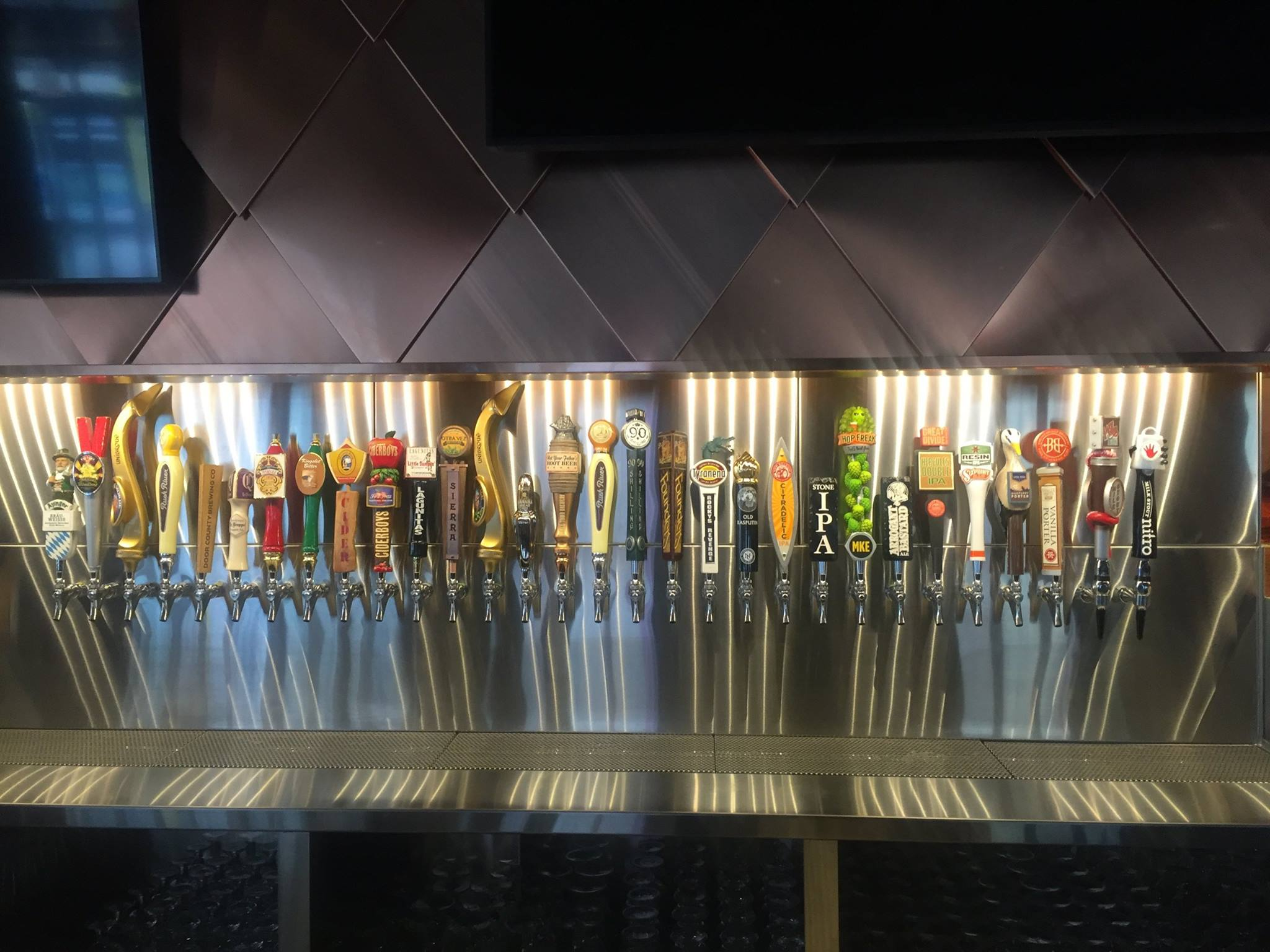 City Works Taps