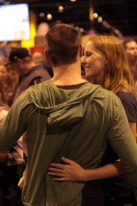 Young people at the GABF // Photo by Brian Kaufenberg