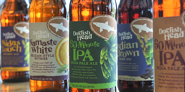 Dogfish Head is launching into Minnesota in 2017 // Photo courtesy of Dogfish Head