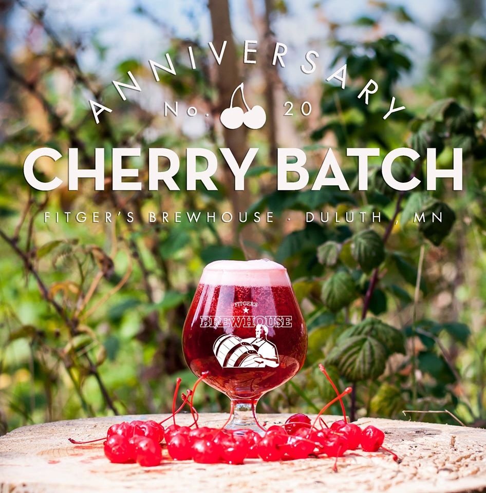 Fitger's Brewhouse Cherry Batch 2015