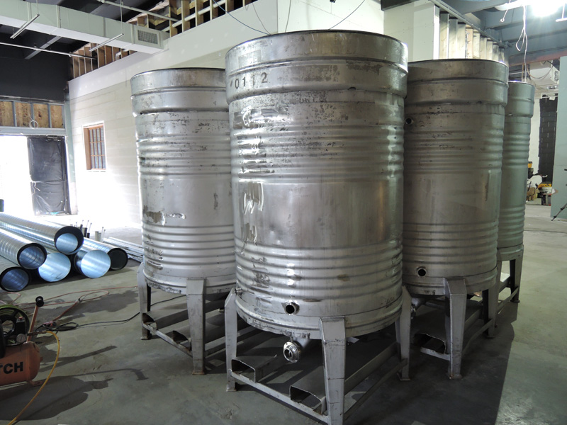 Forager – Converted Juice Tanks