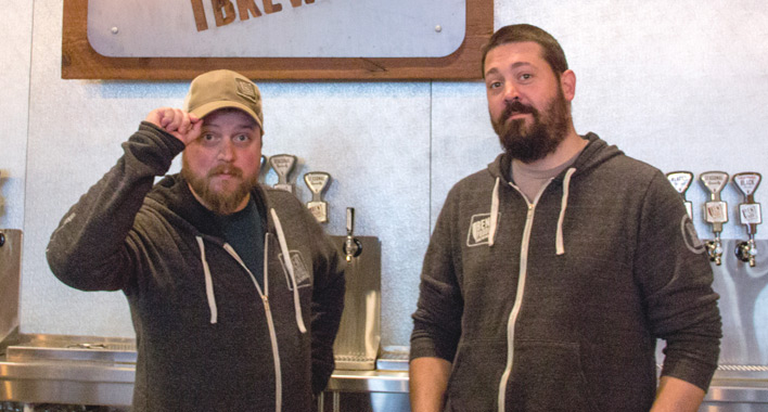 Bent Paddle Brewers