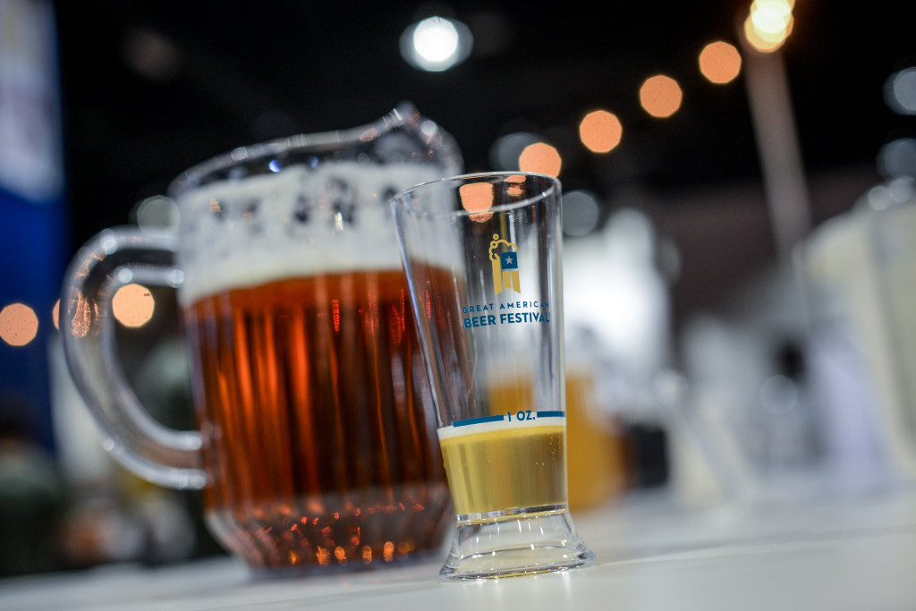 Great American Beer Festival 2014 // Photo © Brewers Association