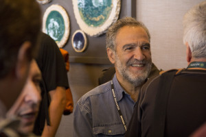 Charlie Papazian, President of the Brewer's Association // Photo by Joseph Alton