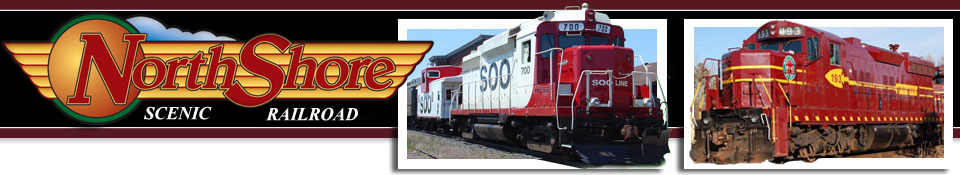 North Shore Scenic Railroad