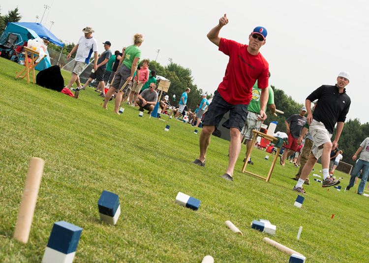 Kubb // Photo by Blind Photography