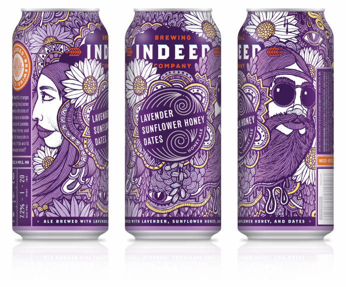 (Courtesy of Indeed Brewing)