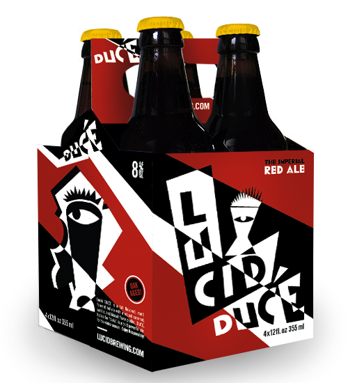 Lucid Duce Imperial Red Ale