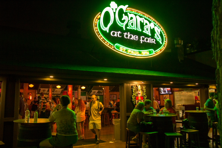 O'Gara's at the Fair, Minnesota State Fair 2014 // Photo by Brian Kaufenberg