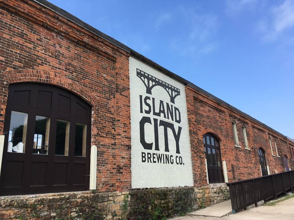 Island City Brewing is moving into a vacant area of the Jefferson Pub & Grill building in Winona // Photo courtesy of Island City Brewing