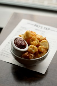 Cheese Curds - Pat's Tap