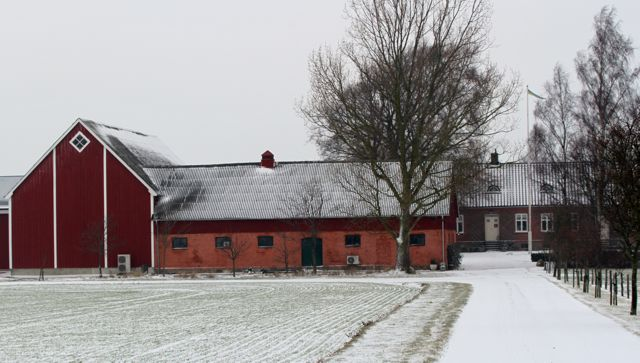 Remmarlov Farm Brewery concealed on Skåne's rural landscape // Photo by Barry Ness