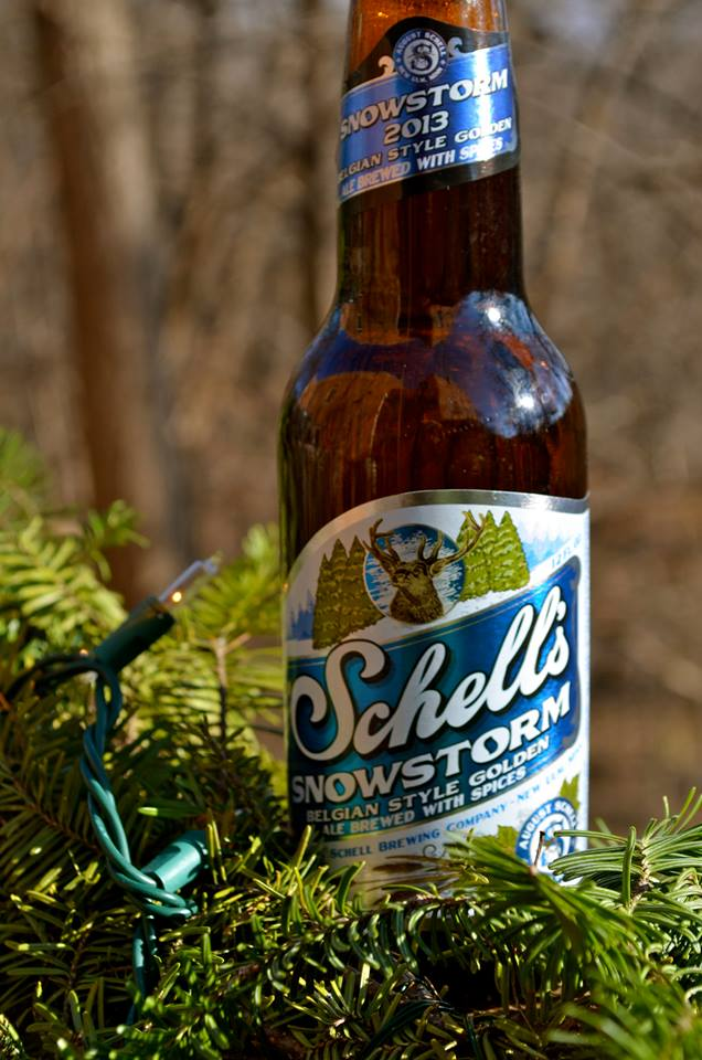 Schell's Snowstorm 2013 // Photo courtesy of August Schell's Brewing Company