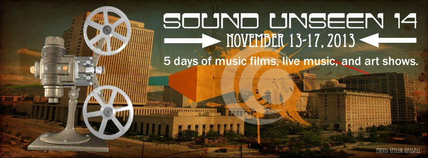 Sound Unseen is proud to announce the feature film length titles and venues for the upcoming 14th annual Sound Unseen Film/Music/Art Festival, November 13-17, 2013 in Minneapolis and St. Paul, MN.