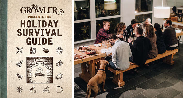 The Growler Holiday Survival Guide // Photo by Matt Lien