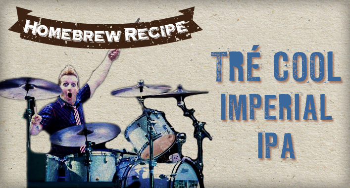 Tre Cool Imperial IPA 2