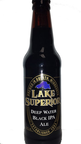 Lake Superior Deep Water Black IPA