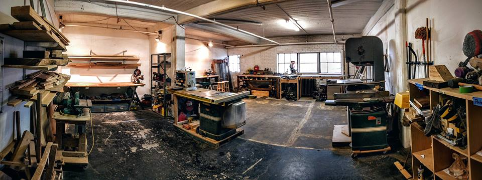 MPLS MAKE's new space on Central Avenue in Northeast Minneapolis // Photo via MPLS MAKE website