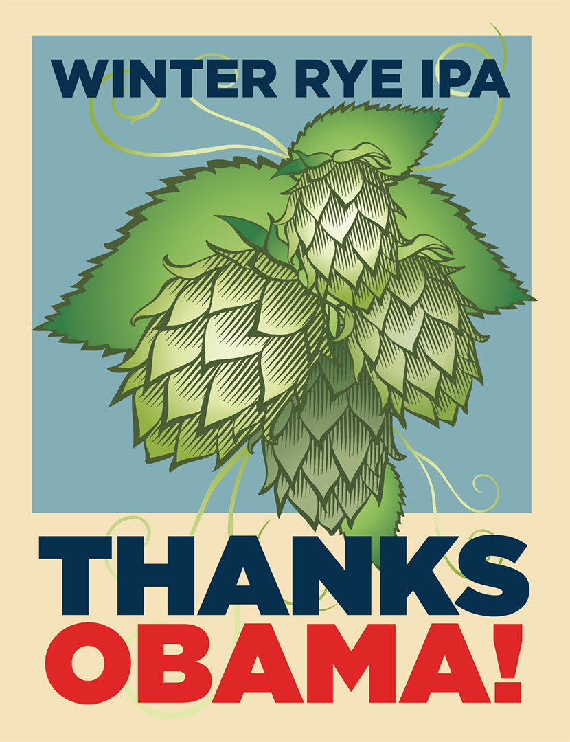 thanks obama rye ipa