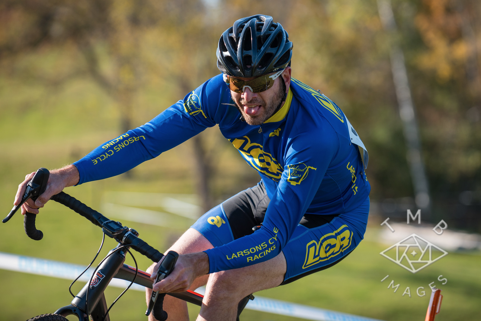 Chris Gibbs is going to be riding in this year's Tour de Tush event to raise funds and awareness // Photo by Todd Bauer, TMB Images