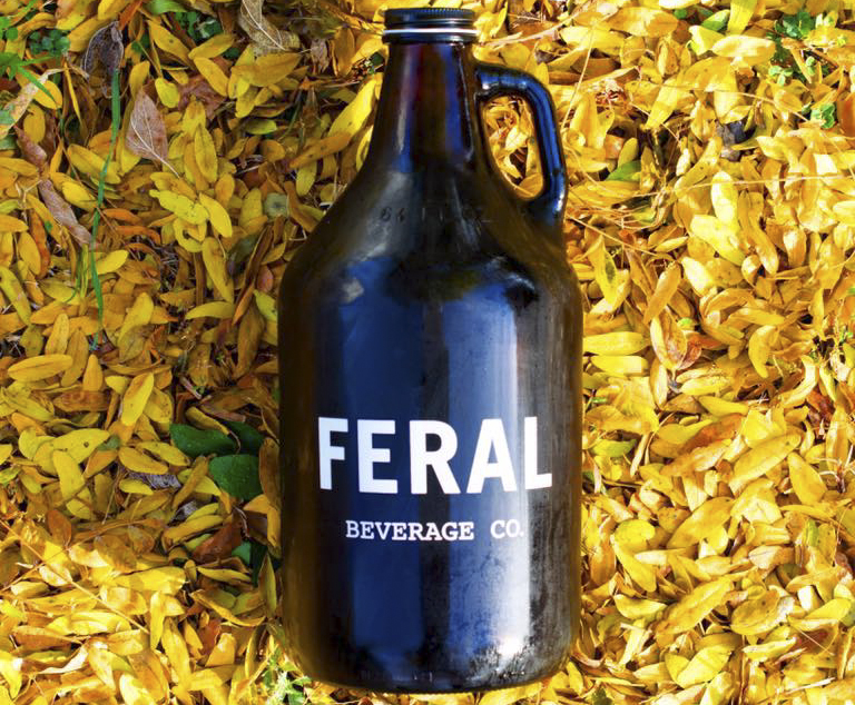 Photo courtesy of Feral Beverage Co.