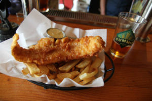 The Anchor Fish & Chips // Photo via Anchor Fish & Chips Facebook