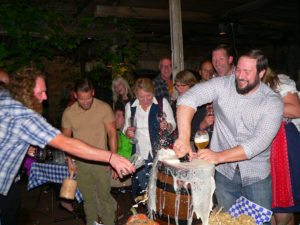 An evening party at The Black Forest Inn // Photo courtesy The Black Forest Inn