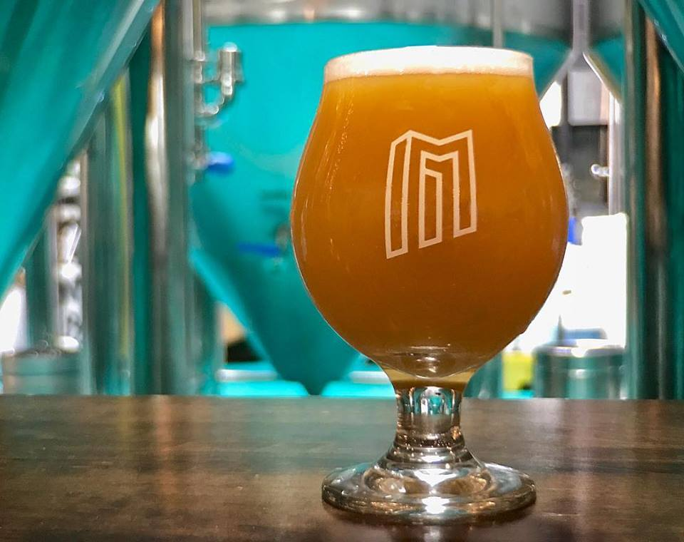 Modist Brewing received an unusual, and hilarious, cease-and-desist from Bud Light for their new Dilly Dilly Mosaic IPA // Photo via Modist Brewing's Facebook