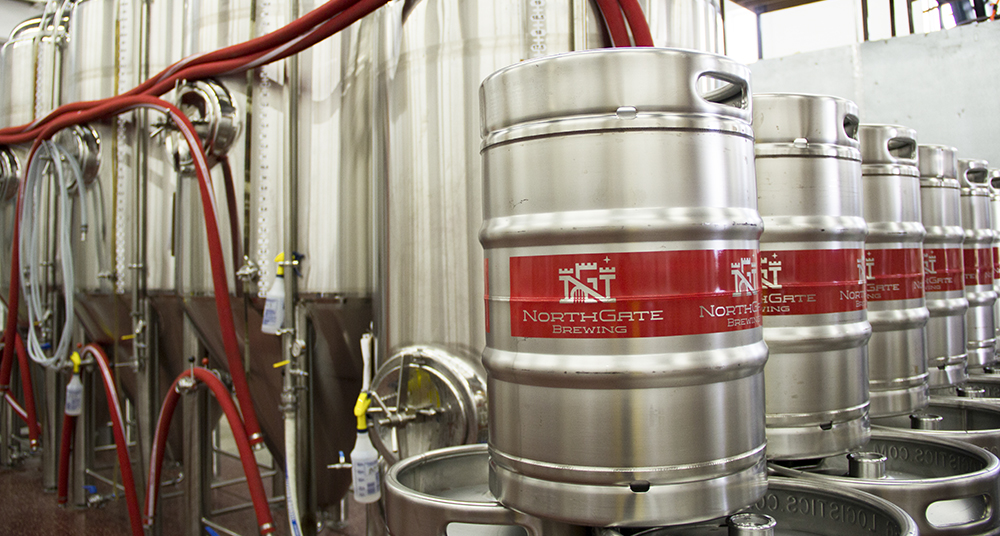 NorthGate Brewing founders are selling the brewery to Tod Fyten // Photo by Brian Kaufenberg
