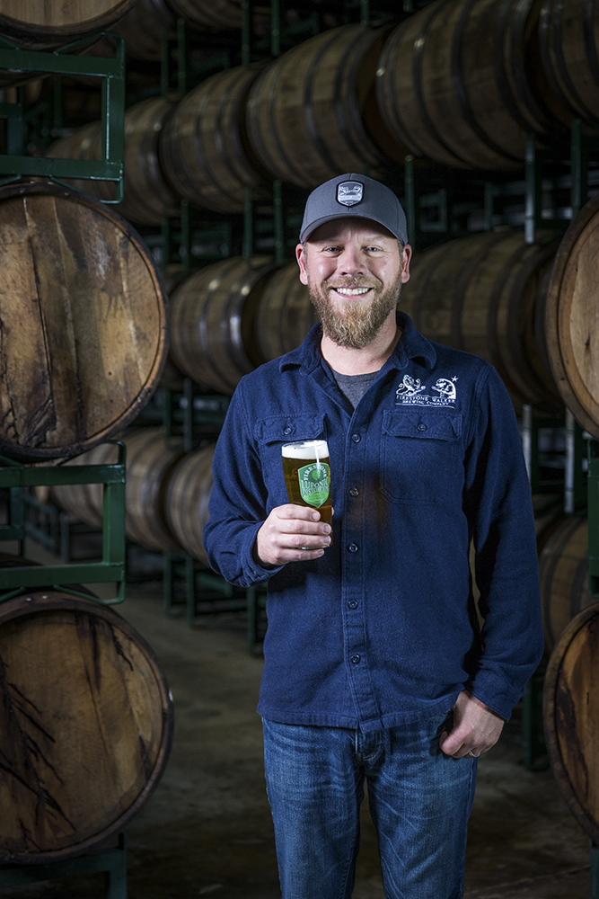Matt Brynildson and the Firestone Walker crew are looking forward to sharing a pint with you // Photo courtesy of Firestone Walker Brewing Company