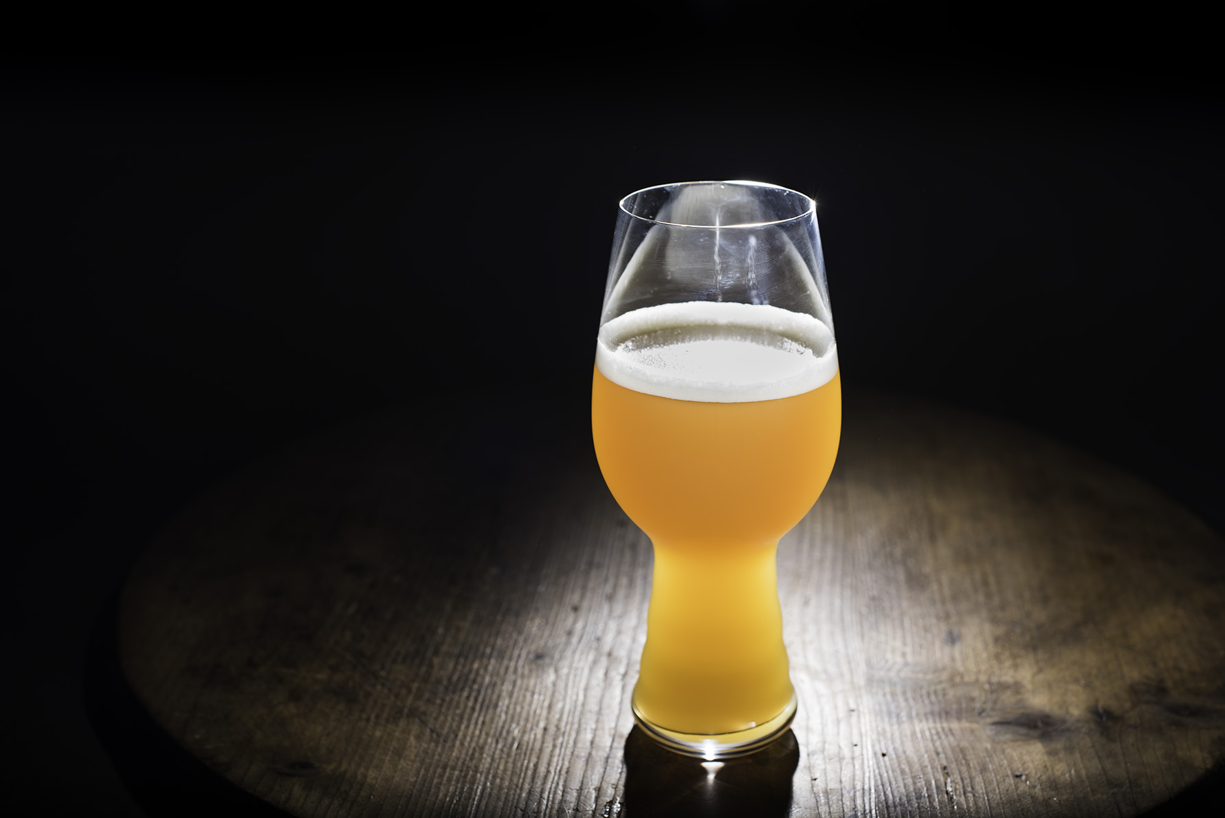 New England–style IPA // Photo by Kevin Kramer
