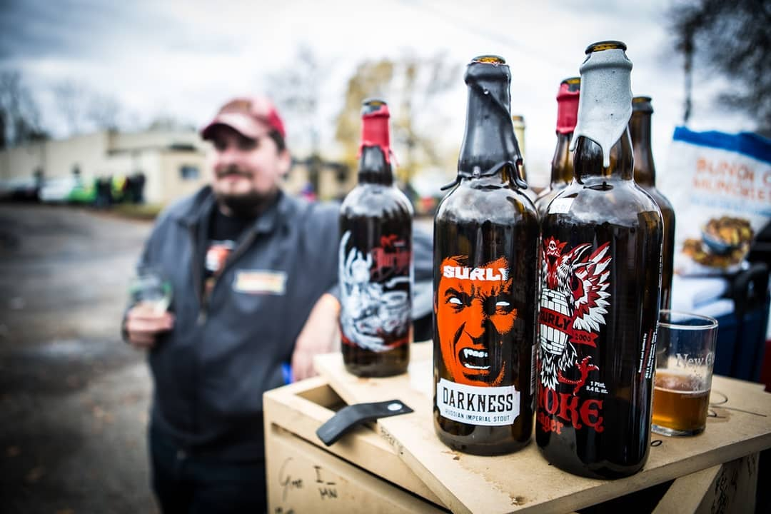 Surly Darkness Day is moving to Somerset Amphitheater in September 2018 // Photo via Surly Brewing Company's Instagram