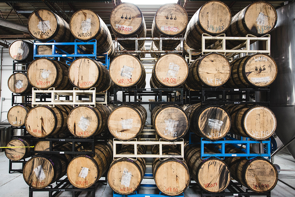 Surly Brewing Company's Thai Cynic Casks // Photo courtesy Surly Brewing Company