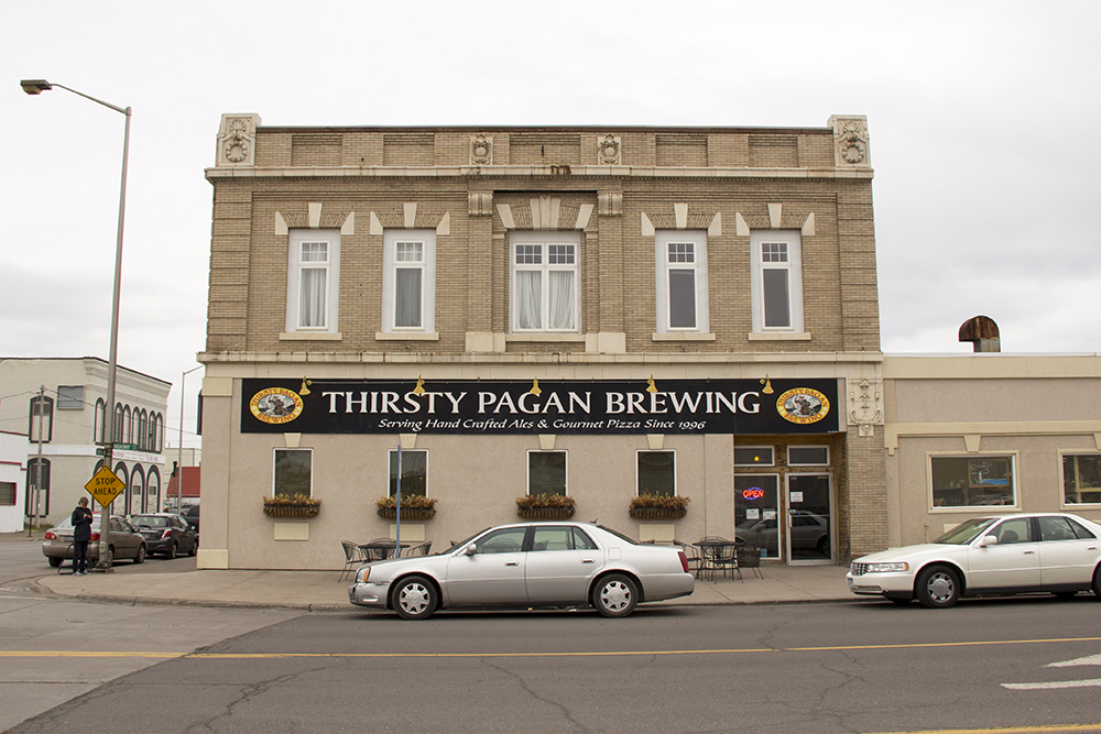 Thirsty Pagan Brewing Company // Photo by Ellen Burkhardt