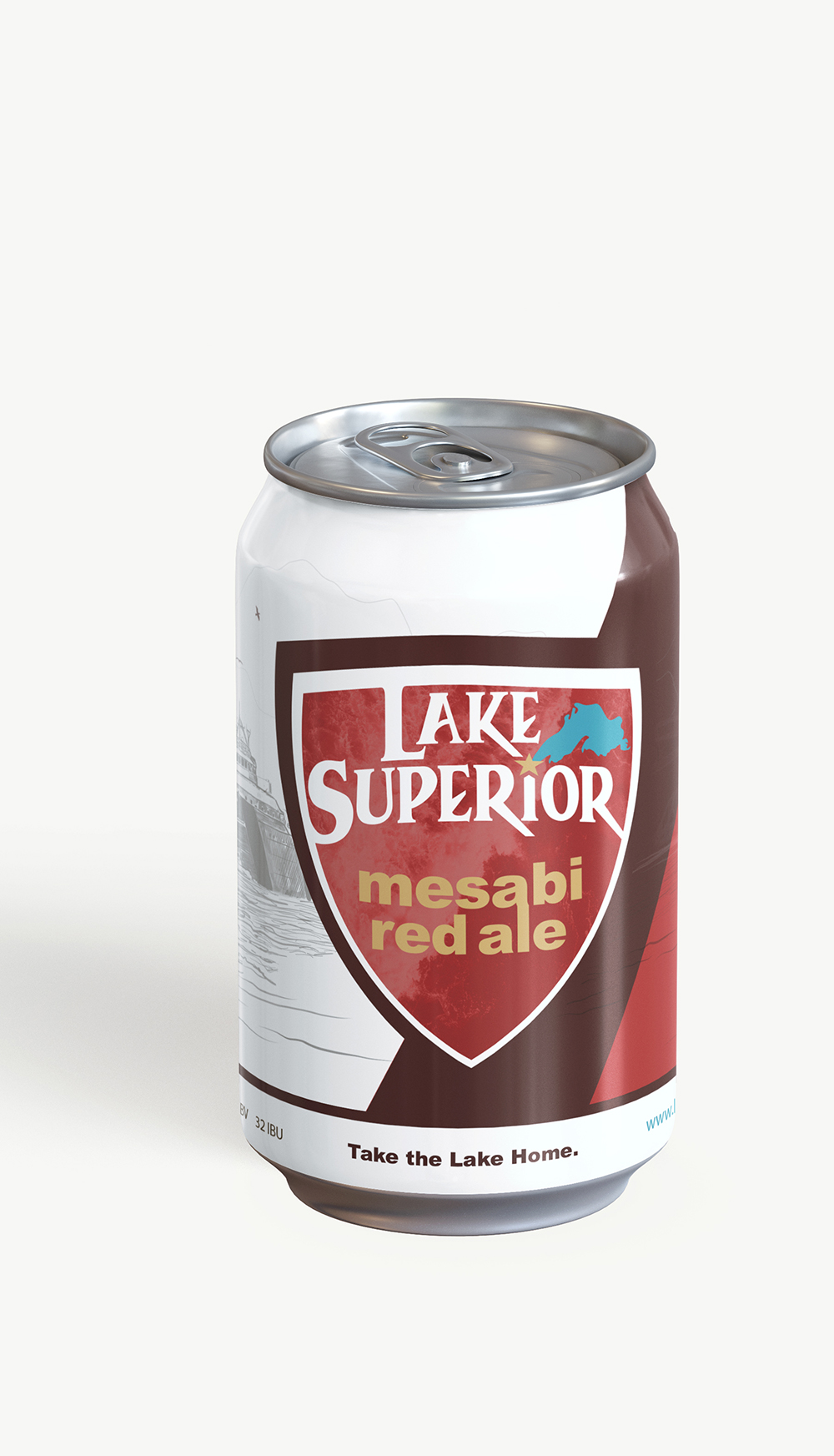 Photo courtesy Lake Superior Brewing Company
