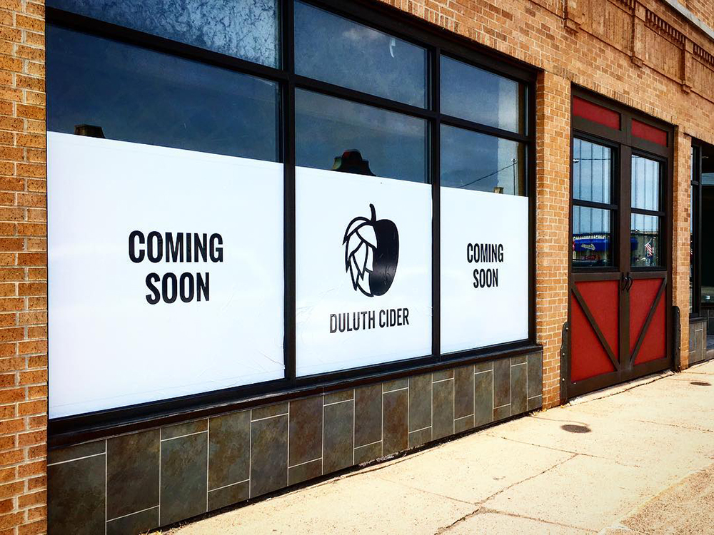 The future home of Duluth Cider // Photo courtesy Duluth Cider