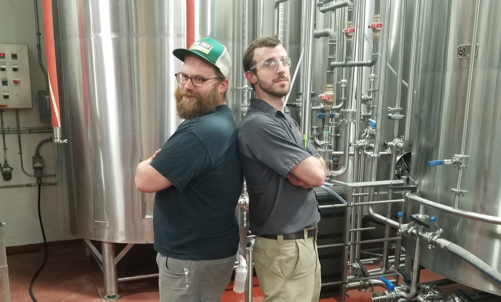 Photo courtesy Indeed Brewing Company and Fair State Brewing Cooperative