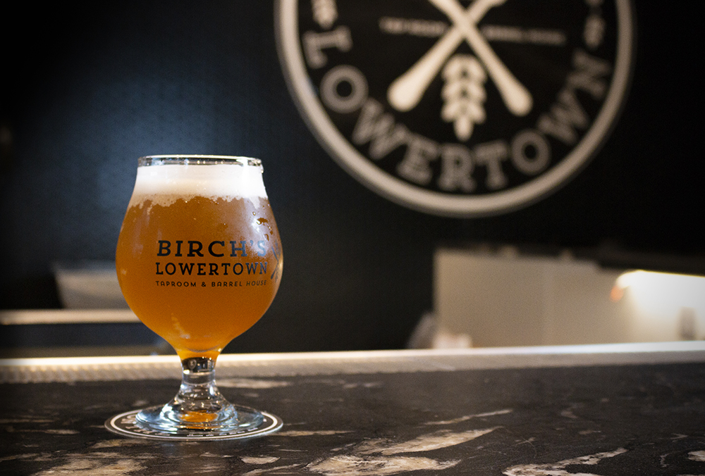 Birch's Lowertown opened on September 11, 2018 in Market House Collaborative // Photo by Aaron Job