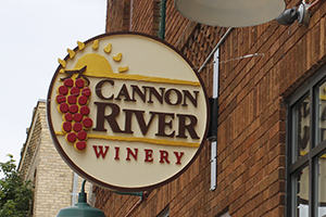 Photo via Cannon River Winery Website