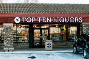 Photo courtesy Top Ten Liquors, St. Louis Park