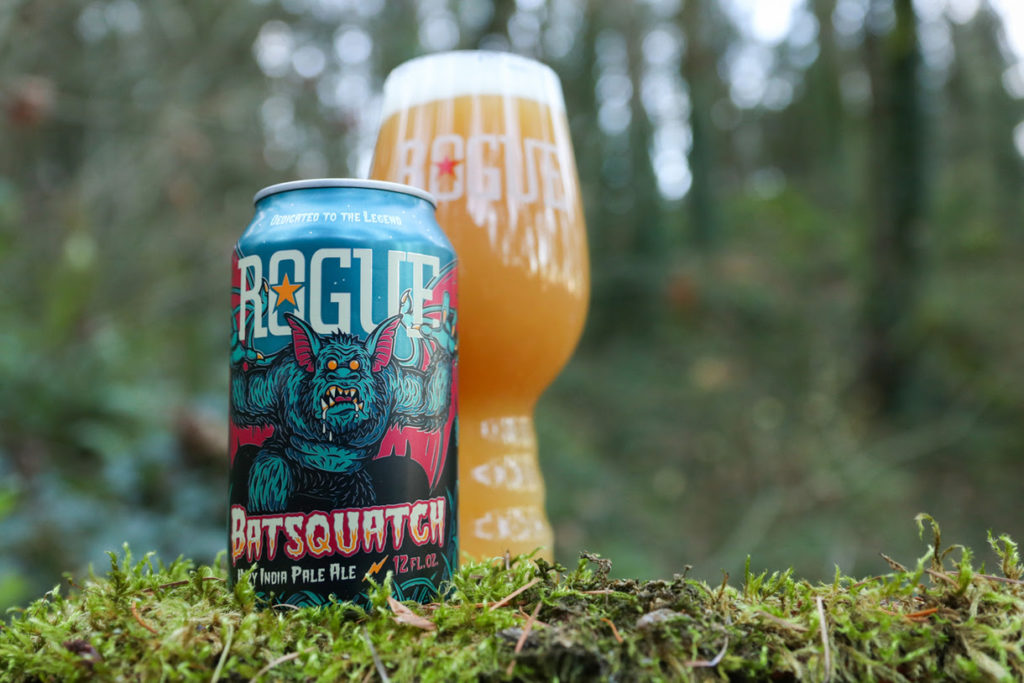 Rogue Ale & Spirits' Batsquatch // Photo courtesy Rogue Ale & Spirits
