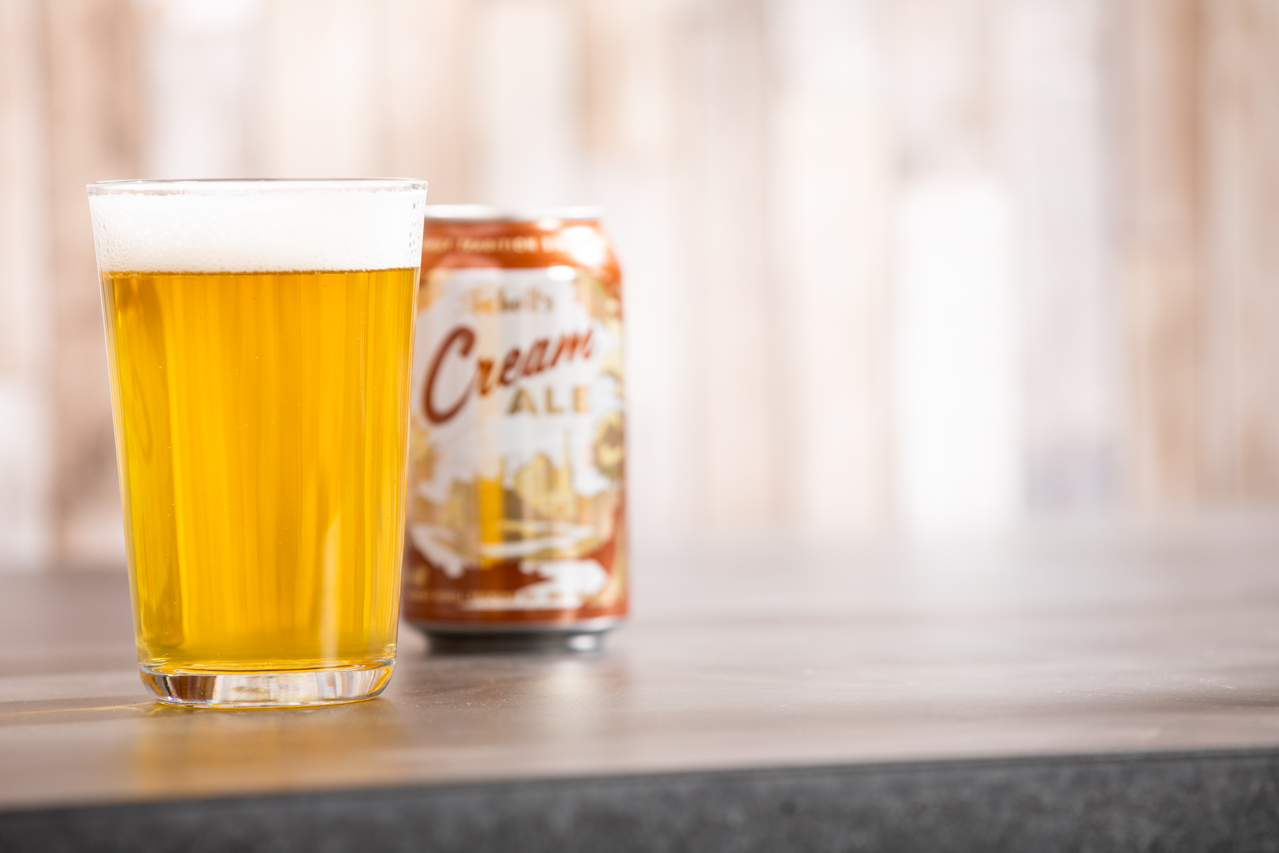 Schell's Cream Ale // Photo by Tj Turner