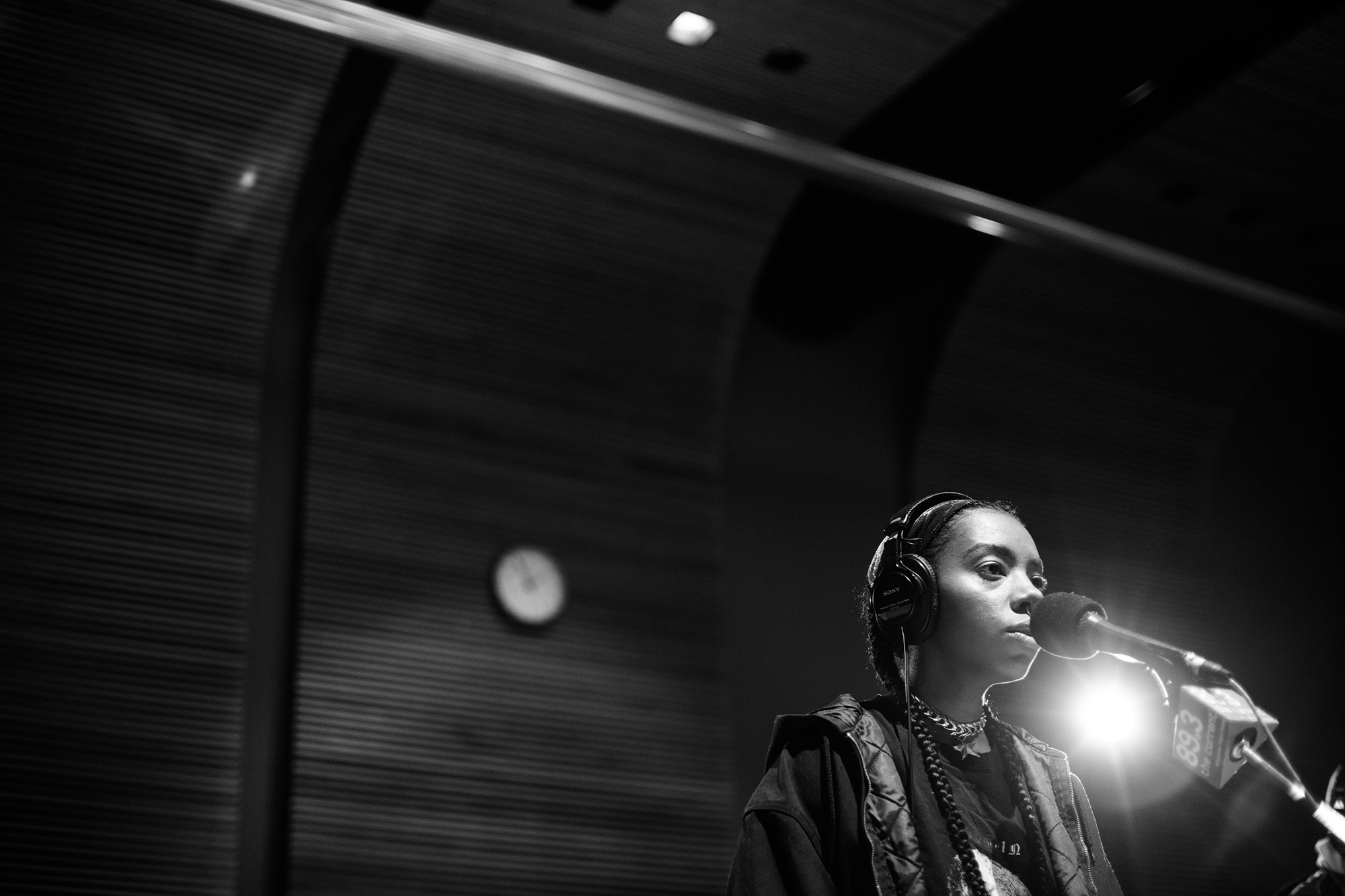 Dua Saleh // Photo by Nate Ryan, MPR